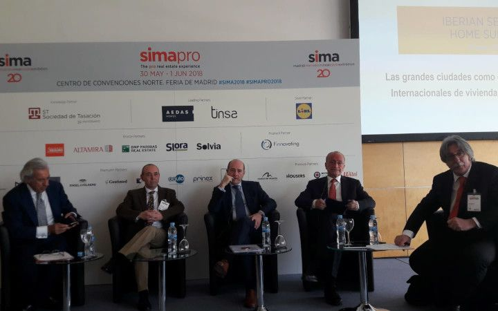 Iberian Second Home Summit organizado por SIMA
