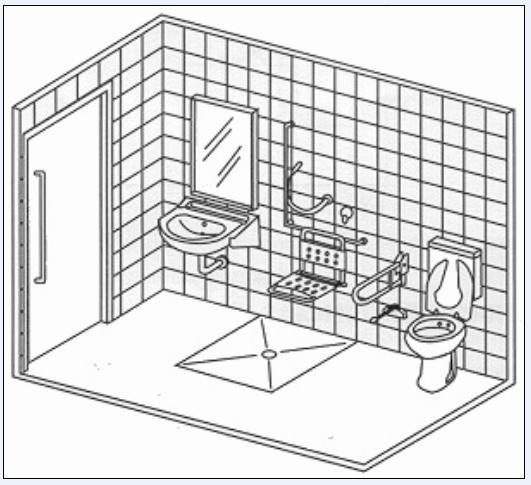 Baños Para Minusvalidos Normativa:Guía de Accesibilidad en el Ámbito de la Cultura, Ocio y Deporte
