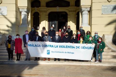 MINUTO DE SILENCIO EN MEMORIA DE LA ÚLTIMA VÍCTIMA DE VIOLENCIA MACHISTA