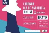EL 27 DE FEBRERO SE CELEBRA EL PRIMER TORNEO DE AJEDREZ ONLINE 'DÍA DE ANDALUCÍA'