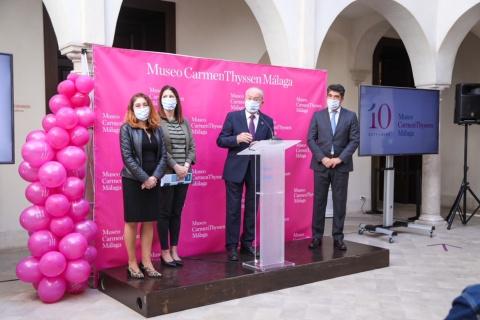 MUSEO CARMEN THYSSEN MÁLAGA: DIEZ AÑOS DE UN MUSEO CON PERSONALIDAD PROPIA