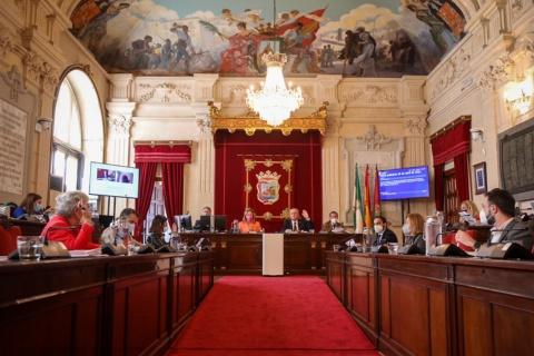 MOCIONES INSTITUCIONALES APROBADAS EN EL PLENO ORDINARIO DEL MES DE ABRIL