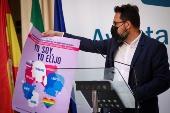 CONMEMORACIÓN DEL DÍA INTERNACIONAL CONTRA LA LGTBIFOBIA