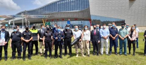 FYCMA ACOGE LA DEMOSTRACIÓN DE PROTECCIÓN DE ESPACIOS VULNERABLES CON DRONES Y EL SEMINARIO INTERNACIONAL SOBRE SEGURIDAD Y TECNOLOGÍA, EN EL MARCO DEL PROYECTO EUROPEO PROTECT