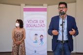 """ENTREGA DE DIPLOMAS A LOS CENTROS EDUCATIVOS PARTICIPANTES EL PROGRAMA """"VIVIR EN IGUALDAD"""""""