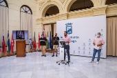 EL GRUPO WASABI CRU SE HACE CON EL PRIMER PREMIO DE LA MUESTRA DE MÚSICA JOVEN 'MÁLAGACREA ROCK' 2021