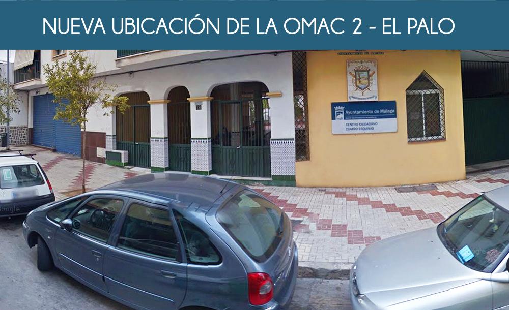 Oficina Municipal de Atención a la Ciudadanía (OMAC 2 - Málaga Este)