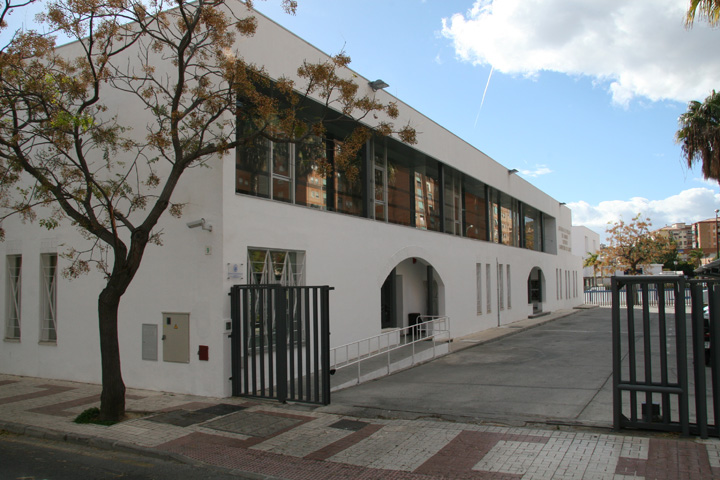 107.-Jefatura de Policía de Barrio Carretera de Cádiz (Policía Local)