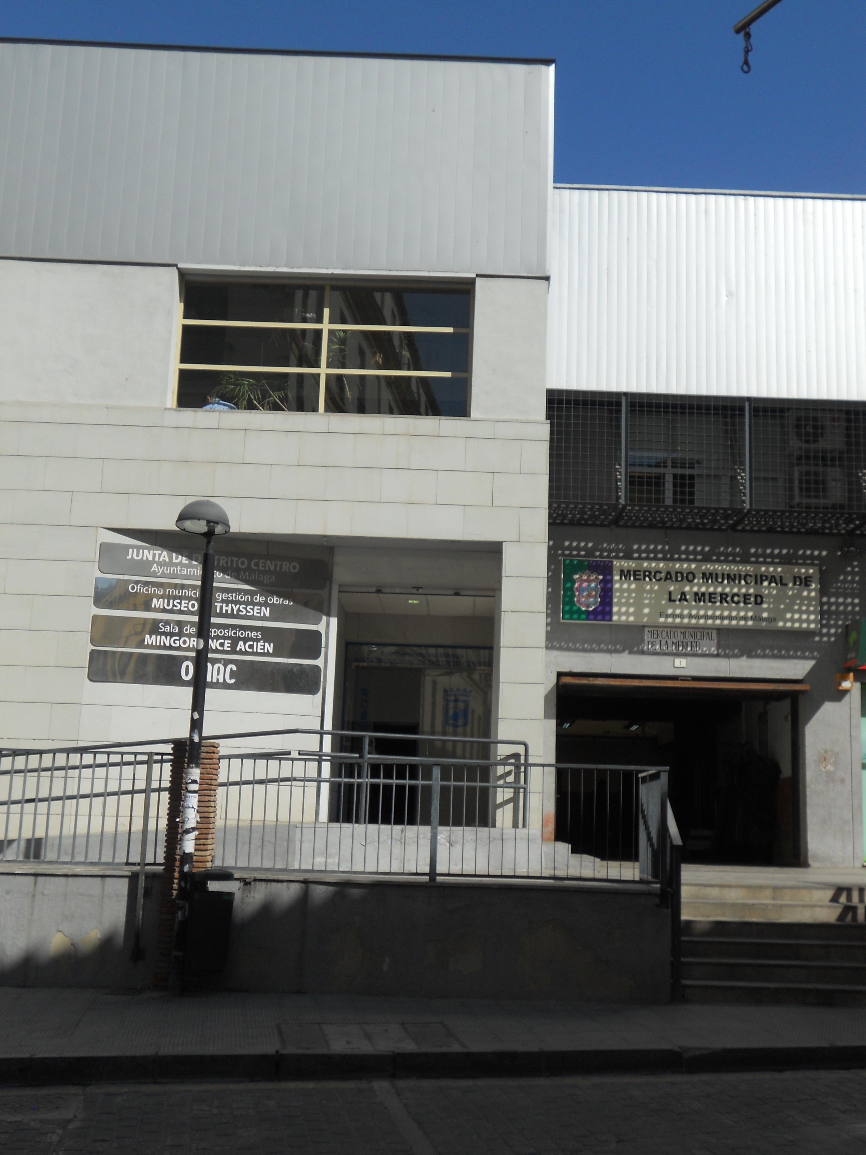 Oficina Municipal de Atención a la Ciudadanía (OMAC 1 - Centro)