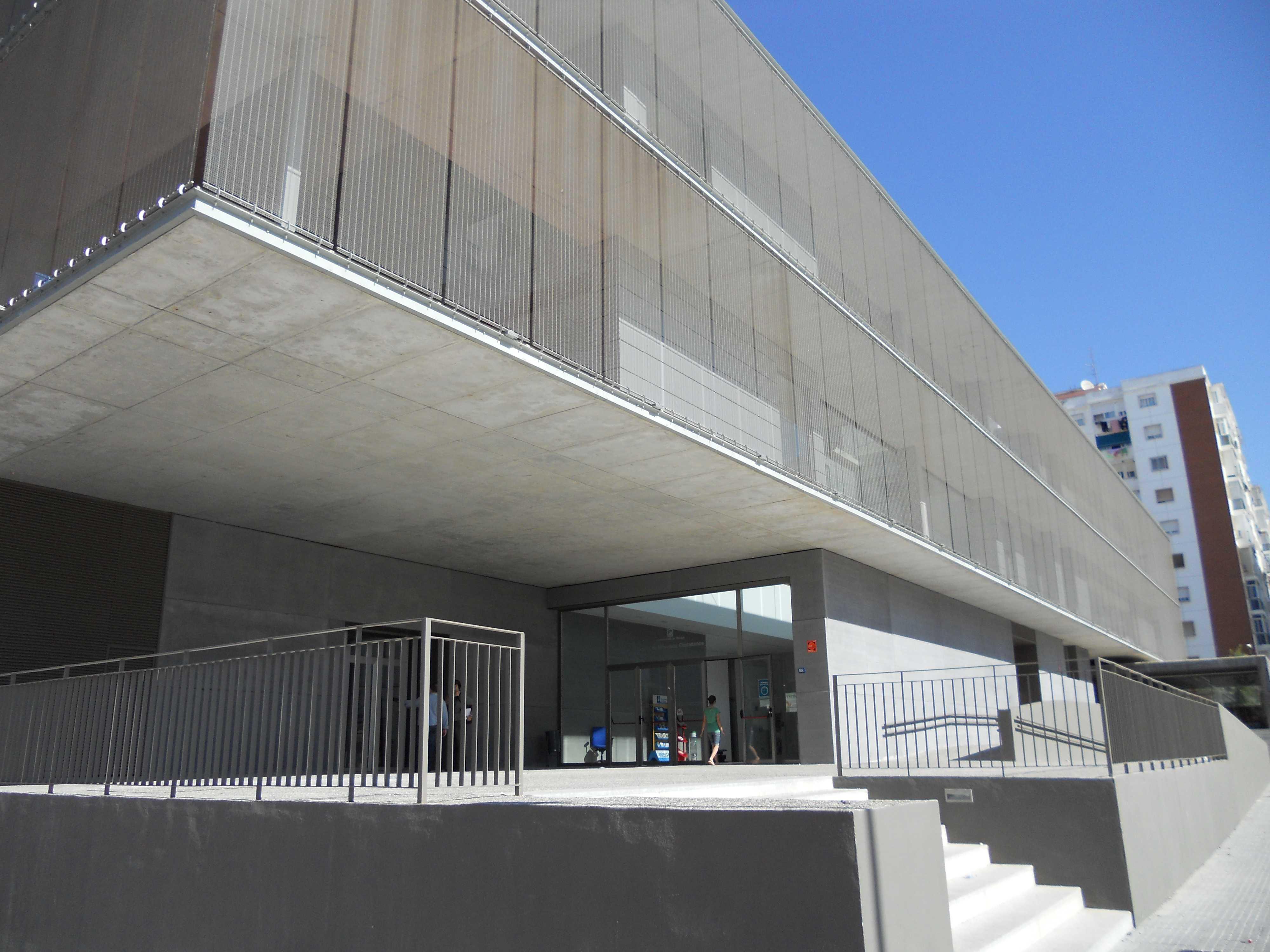 Oficina Municipal de Atención a la Ciudadanía (OMAC 4 - Bailén Miraflores)