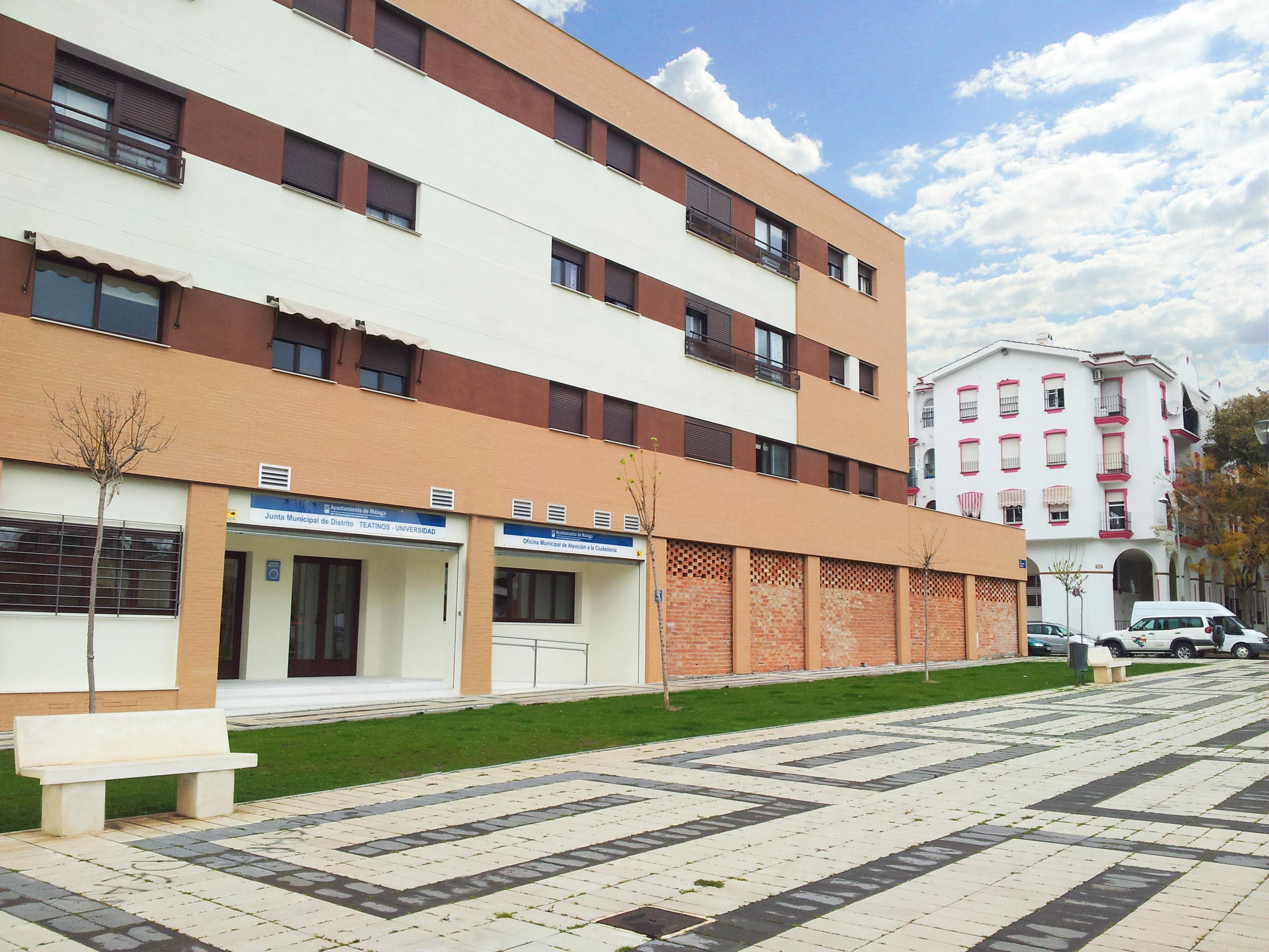 Junta Municipal de Distrito 11 Teatinos-Universidad - OMAC