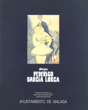 DIBUJOS FEDERICO GARCÍA LORCA