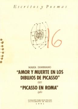 AMOR Y MUERTE EN LOS DIBUJOS DE PICASSO (1952) / PICASSO EN ROMA (1960)