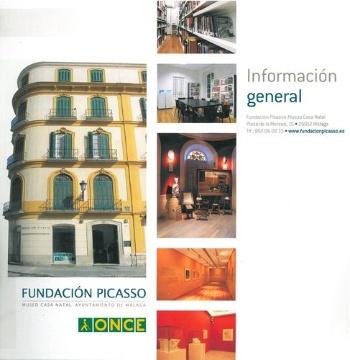 FUNDACIÓN PICASSO. INFORMACIÓN GENERAL